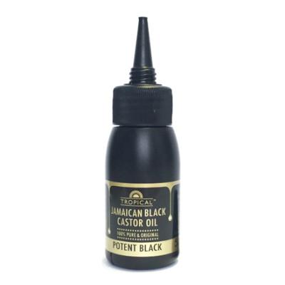 Tropical Jamaican Black Castor Oil