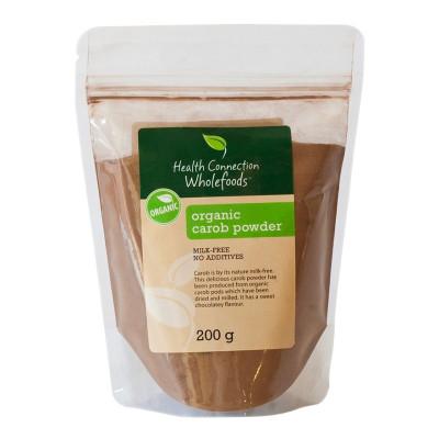 Health Connection Organic Carob Powder
