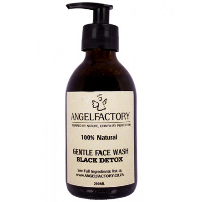 Angel Factory Black Detox Face Wash