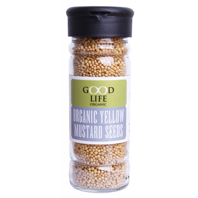 Good Life - Organic Yellow Mustard Seed