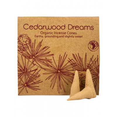Cedarwood Dreams Incense Cones