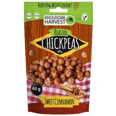 Wholesome Harvest Chickpeas - Sweet Cinnamon