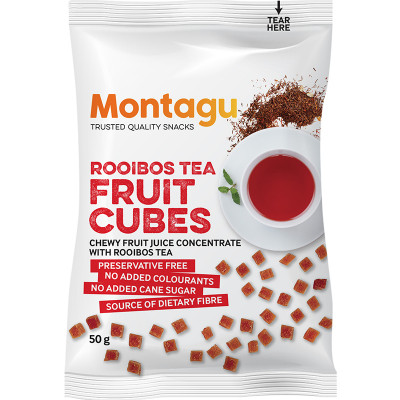 Montagu Fruit Cubes Rooibos Tea