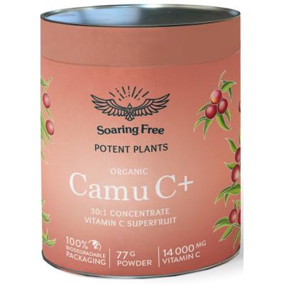 Soaring Free Potent Plants - Camu C+