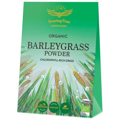Soaring Free Superfoods Barleygrass Powder