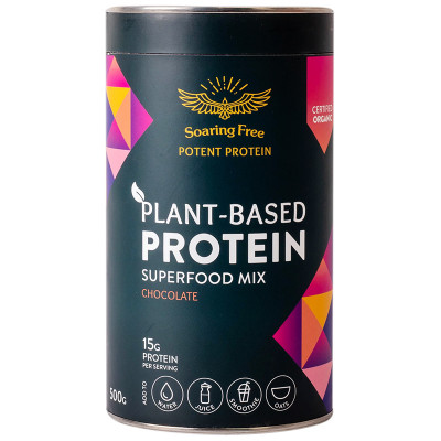 Soaring Free Superfoods Protein Superfood Mix - Chocolate