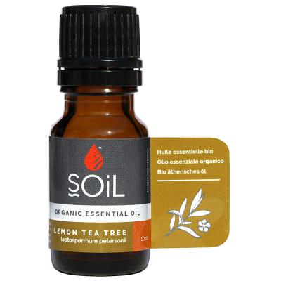 Soil Lemon Tea Tree Essential Oil