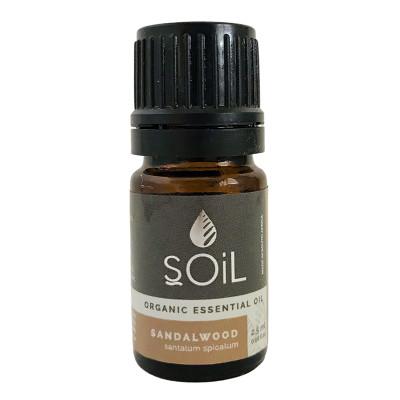 Soil Organic Sandalwood Essential Oil