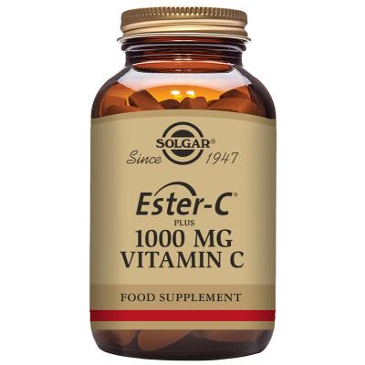 Solgar Ester-C Plus 1000mg Vitamin C Tablets - 30s