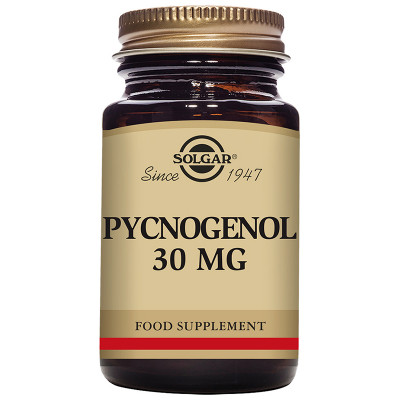 Solgar Pycnogenol 30mg