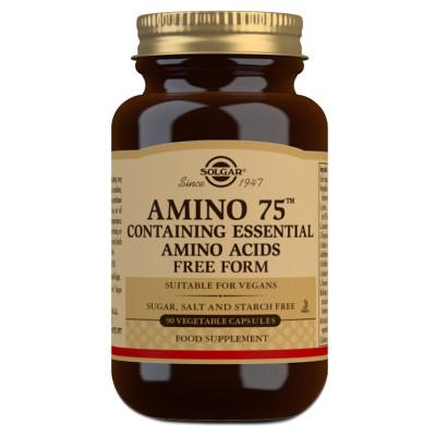 Solgar Amino 75 Essential Amino Acids