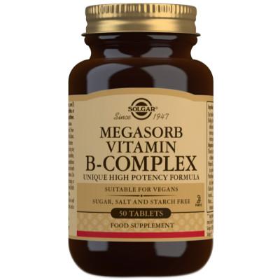 Solgar Megasorb B-Complex