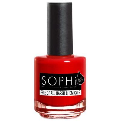 Sophi Nail Polish - Red Bottom Stilettos