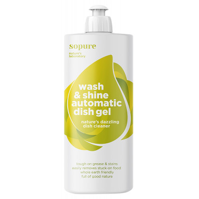 SoPure Wash & Shine Automatic Dish Gel - 500ml