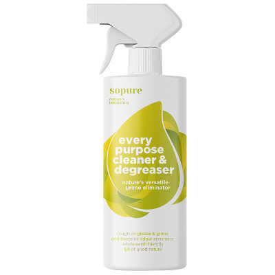 SoPure Multi-Use Cleaner and Degreaser