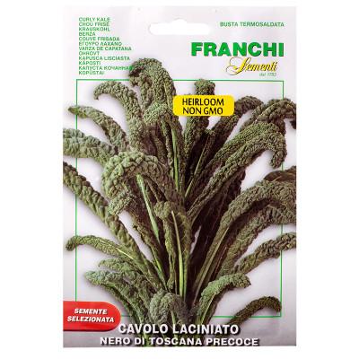 Franchi Semeni Nero di Toscana Curly Kale