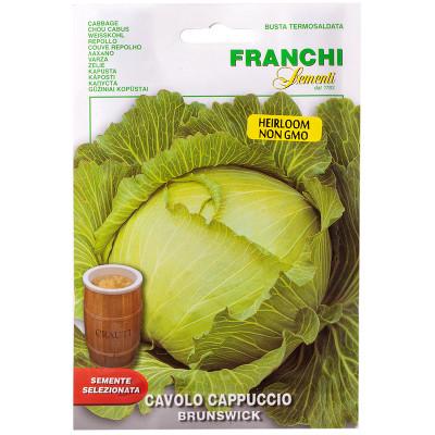Franchi Sementi Brunswick Cabbage