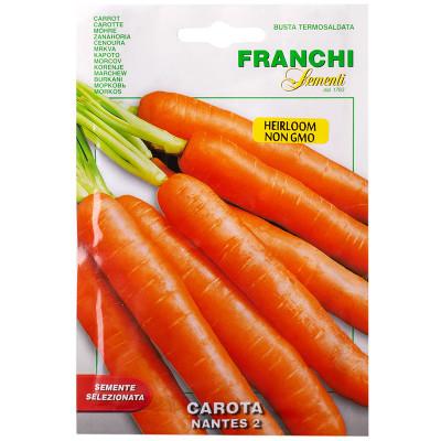 Franchi Sementi Nantes Carrot