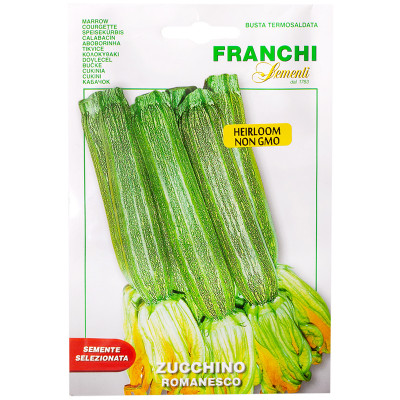 Franchi Sementi Romanesco Marrow/Zucchini