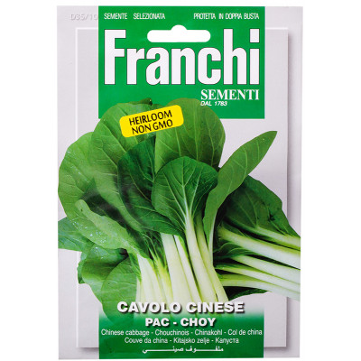 Franchi Sementi Pac-Choy