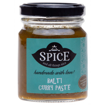 Spice and All Things Nice Balti Curry Paste