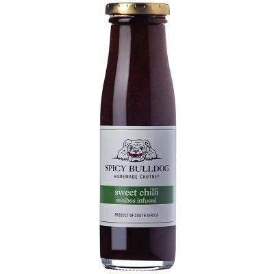 Spicy Bulldog Homemade Chutney - Sweet Chilli