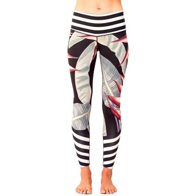 Spiritgirl Yoga Pants Birds Of Paradise