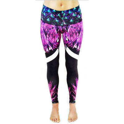 Spiritgirl Yoga Pants Pineapple Express