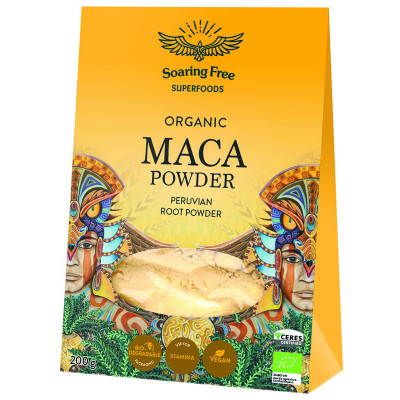 Soaring Free Superfoods Organic Maca Root Powder