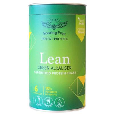 Soaring Free Lean Superfood Protein Shake - Green Alkaliser