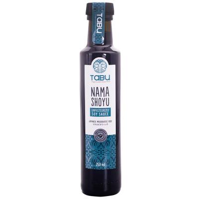 Tabu Foods Organic Nama Shoyu Unpasteurized