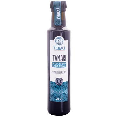 Tabu Foods Organic Tamari 9 Months Aged Cedar Kegs