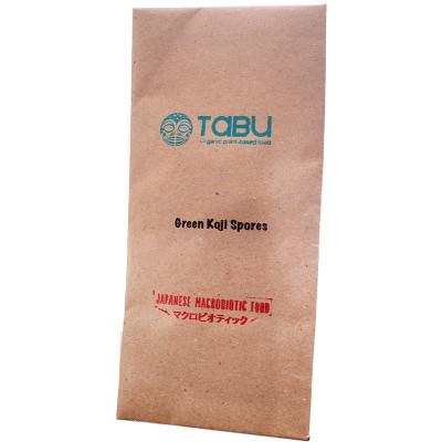 Tabu White / Green Koji Spores
