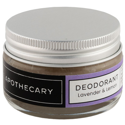 The Apothecary Lavender & Lemon Deodorant