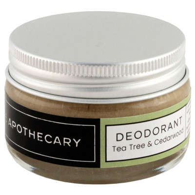 The Apothecary Tea Tree & Cedarwood Deodorant