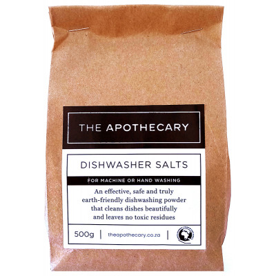 The Apothecary Dishwasher Salts