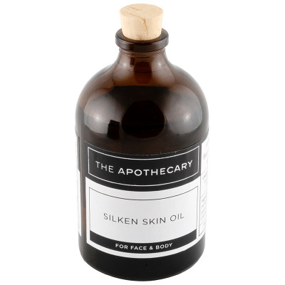 The Apothecary Silken Skin Oil for Face and Body