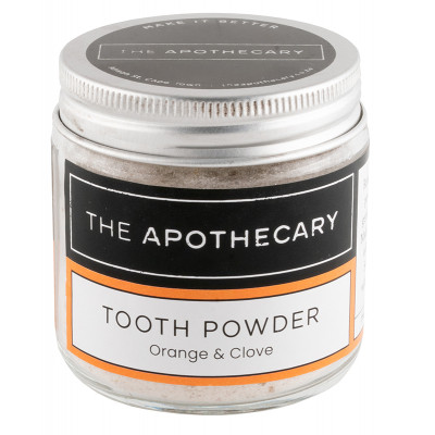 The Apothecary Tooth Powder - Orange & Clove