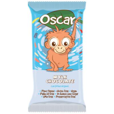 The Chocolate Yogi Oscar Mylk Chocolate