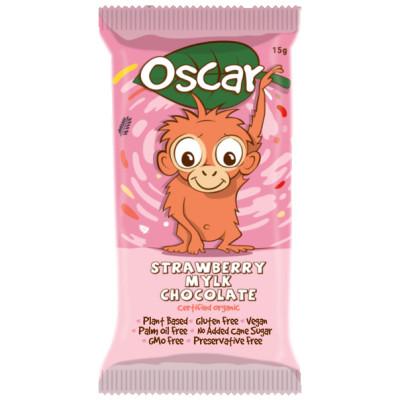 The Chocolate Yogi Oscar Strawberry Chocolate
