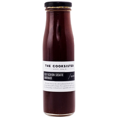 The Cooksister Old Fashion Sosatie Marinade