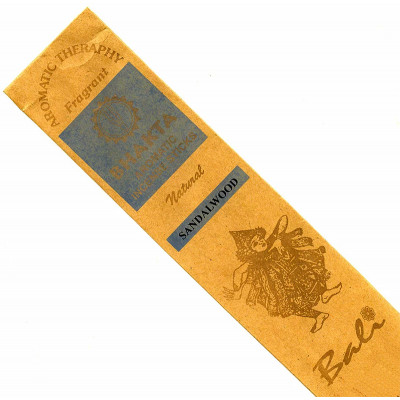 Bali Luxury Hand Rolled Incense Sticks - Sandalwood