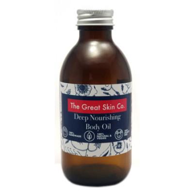 The Great Skin Co Deep Nourishing Body Oil