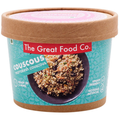 The Great Food Co. Instant Marrakesh Couscous
