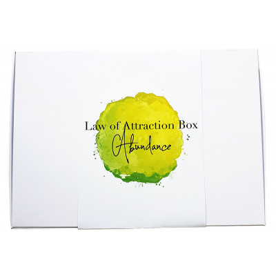 The Great Living Co Law of Attraction Box