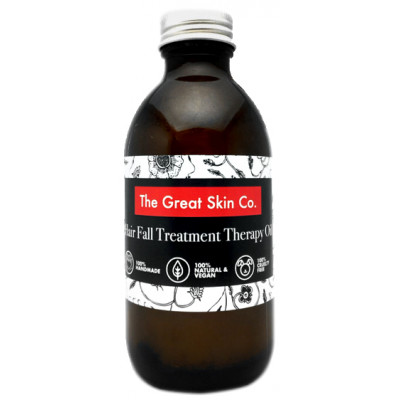 The Great Skin Co Hair Fall Treatment Therapy Oil