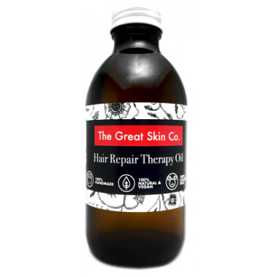 The Great Skin Co Hair Repair Therapy Oil