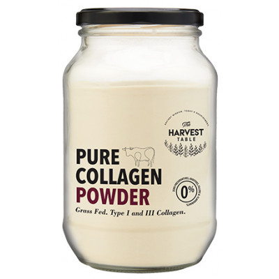 The Harvest Table Collagen Powder