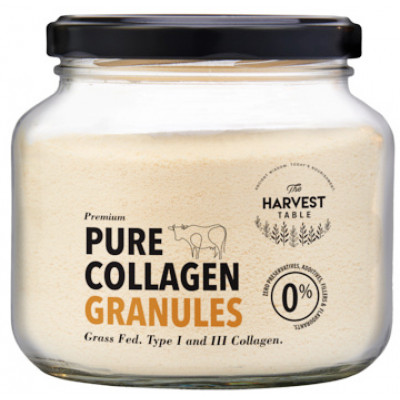The Harvest Table Pure Argentinian Bovine Collagen Granules