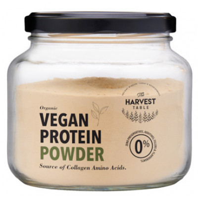 The Harvest Table Vegan Protein Powder